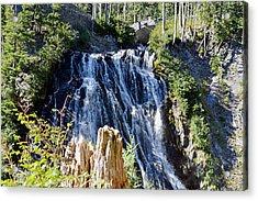 Narada Falls Acrylic Print