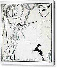 Narcisse Acrylic Print