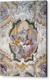 Nardini Tommaso, Fresco Acrylic Print by Everett