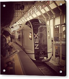 #narita Express / N'ex ( Acrylic Print