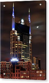 Nashville Acrylic Print by Frozen in Time Fine Art Photography
