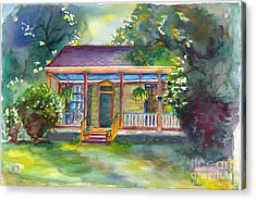 Natches State Cottage Acrylic Print
