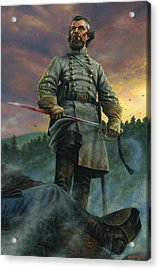 Nathan Bedford Forrest Acrylic Print