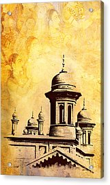 National College Of Arts Lahore Acrylic Print