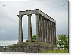 National Monument Of Scotland Acrylic Print