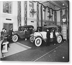 National Motor Vehicle Company Acrylic Print by Underwood Archives
