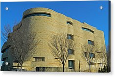 National Museum Of The American Indian Acrylic Print