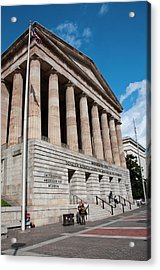 National Portrait Gallery, Smithsonian Acrylic Print by Lee Foster