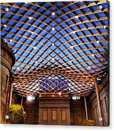 National Portrait Gallery Acrylic Print