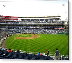 Nationals Park - 01132 Acrylic Print