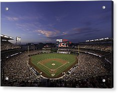 Nationals Park Washington D.c. Acrylic Print by Paul Plaine