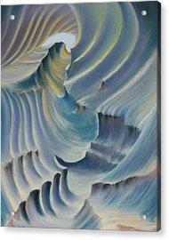 Natural Abstract 6 Acrylic Print