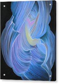 Natural Abstract 7 Acrylic Print