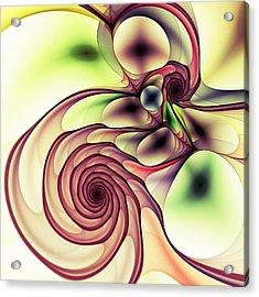 Natural Acrylic Print by Anastasiya Malakhova