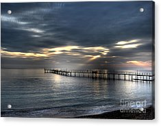 Natural Light Show Acrylic Print