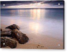 Natural Pastels Acrylic Print by Photography  By Sai