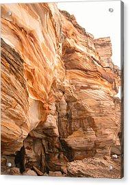 Natural Rock Acrylic Print