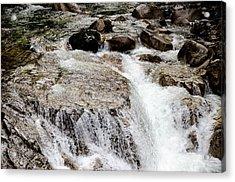 Backroad Waterfall Acrylic Print