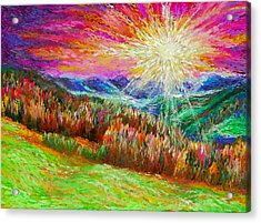 Nature 1  25 2015 Acrylic Print