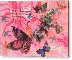Nature 9 Acrylic Print