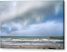 Nature At Its Best Acrylic Print by Betsy Knapp