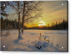 Nature Of Norway Acrylic Print
