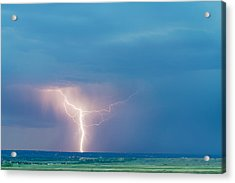 Natures Avenging Spirit  Acrylic Print by James BO  Insogna
