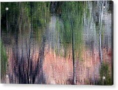 Nature's Mirror Acrylic Print