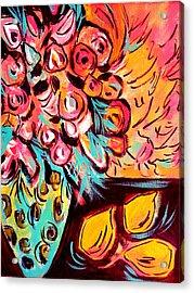 Nature's Paintbox Acrylic Print