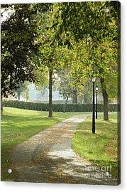 Nature's Path Acrylic Print