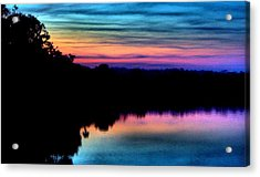 Nature's Rainbow Acrylic Print