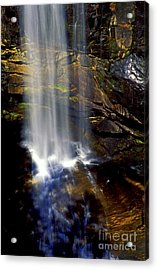 Natures Shower Stall Acrylic Print by Paul W Faust -  Impressions of Light