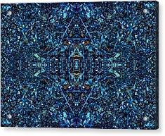 Magic Of Intricacy Acrylic Print