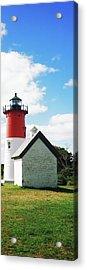 Nauset Lighthouse, Nauset Beach Acrylic Print