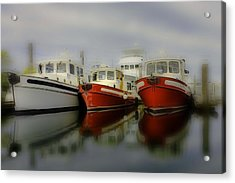Acrylic Print featuring the photograph Nautical by Sonya Lang