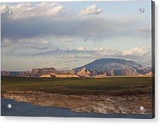 Navajo Mountain View Acrylic Print