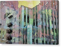 Near Noon Acrylic Print