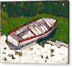 Near Port Morant Acrylic Print