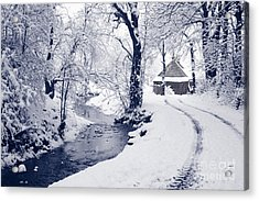 Acrylic Print featuring the photograph Nearly Home by Liz Leyden