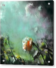Neblina De Primavera Acrylic Print