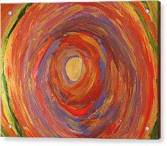 Nebula 2900 Acrylic Print by Ronald Weatherford