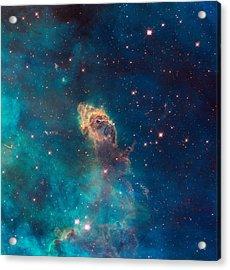Nebula Acrylic Print by Nasa
