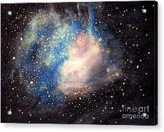 Nebula Ngc 346 Acrylic Print