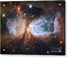 Nebula Sh 2-106, Hst Image Acrylic Print