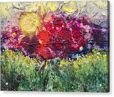Nectarous Acrylic Print