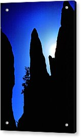 Acrylic Print featuring the photograph Needle Rock by Mike Flynn