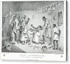 Negro Superstition Acrylic Print by British Library