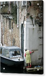 Neighbourhood Watch Acrylic Print