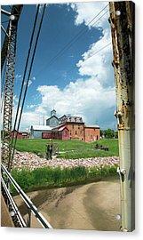 Neligh Mill Acrylic Print