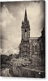 Neo Gothic Chapel Acrylic Print